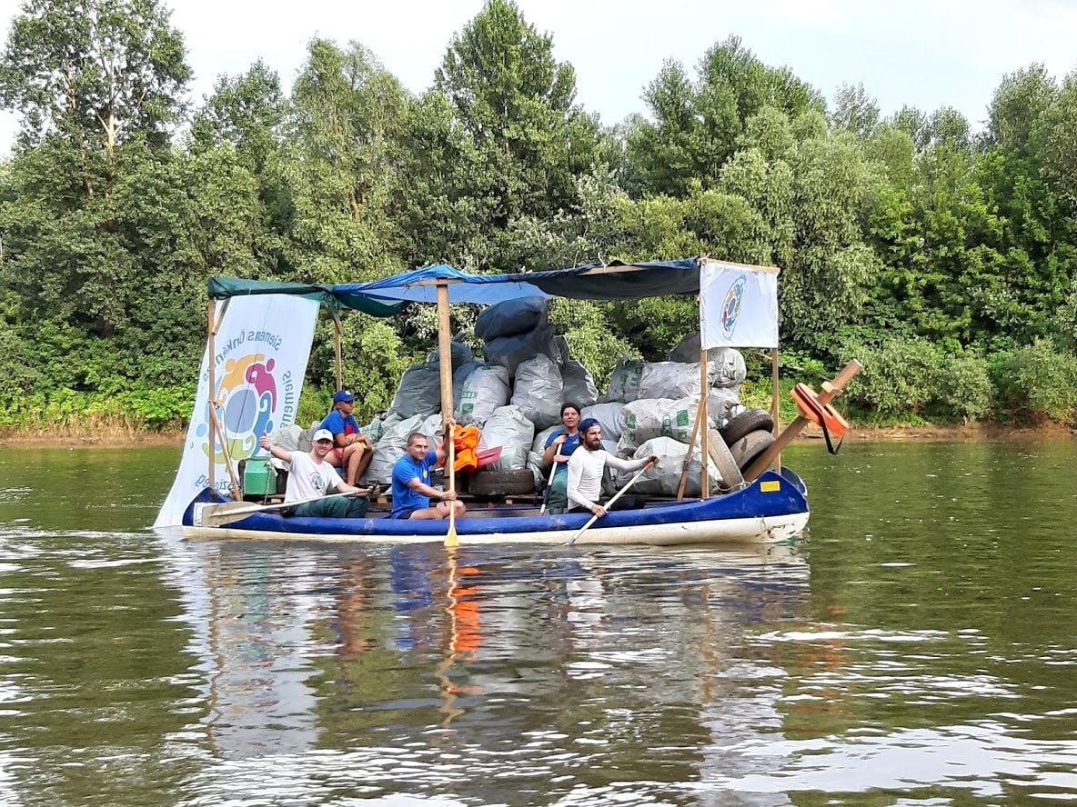 rekord hulladék I. Bodrogi PET Kupa