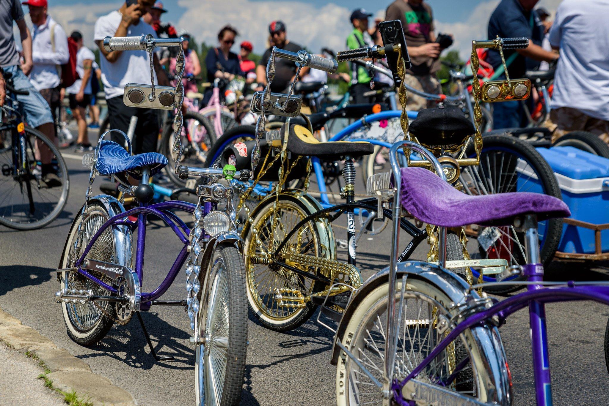 biciklis felvonulás I bike Budapest 2021