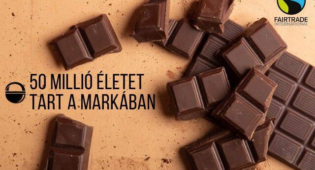 fairtrade etikus csokoládé