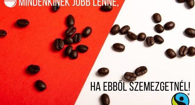 fairtrade kávé