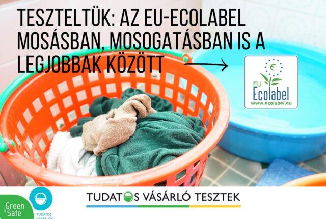 EU-Ecolabel tesztek
