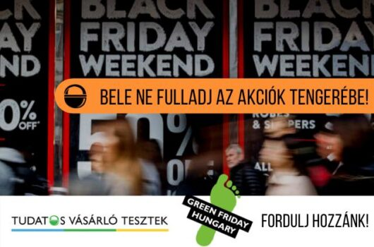 Green Friday Hungary!