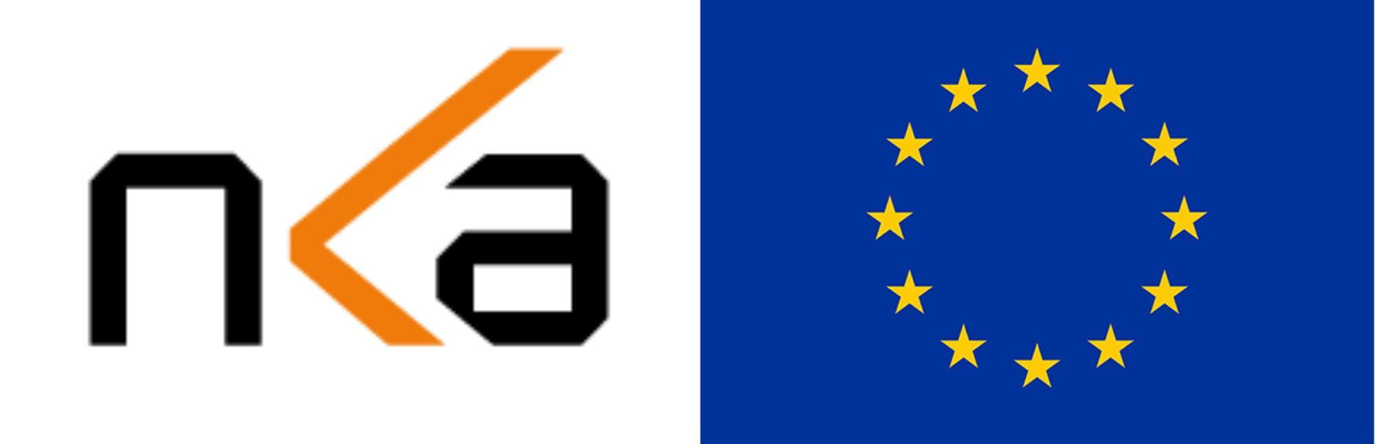 NKA EU logo
