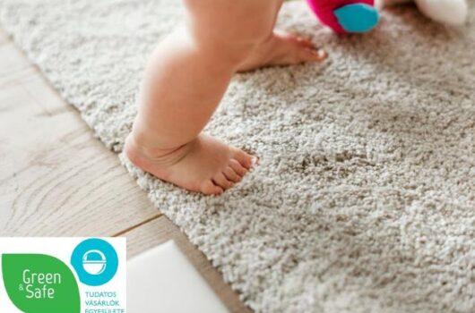 gyerek takarítás bélbaktériumok