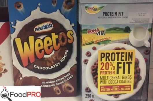 foodpro csokis gabonyapehely teszt