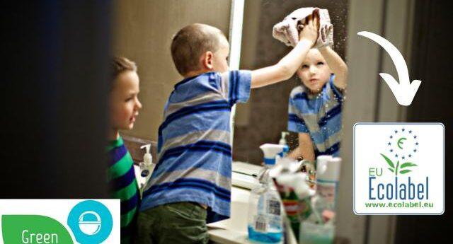 Takarítás egészség 5 ok EU ökocímke tisztítószer