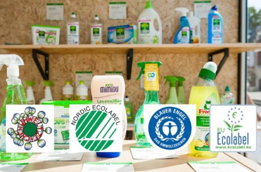 EU Ecolabel ökocímke