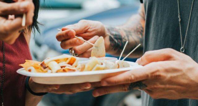 műanyagmentes veszélyes termékek lebomló ételcsomagolás BEUC