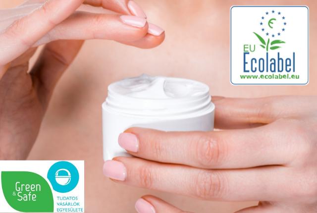 kozmetikumok EU-ökocímke EU-Ecolabel