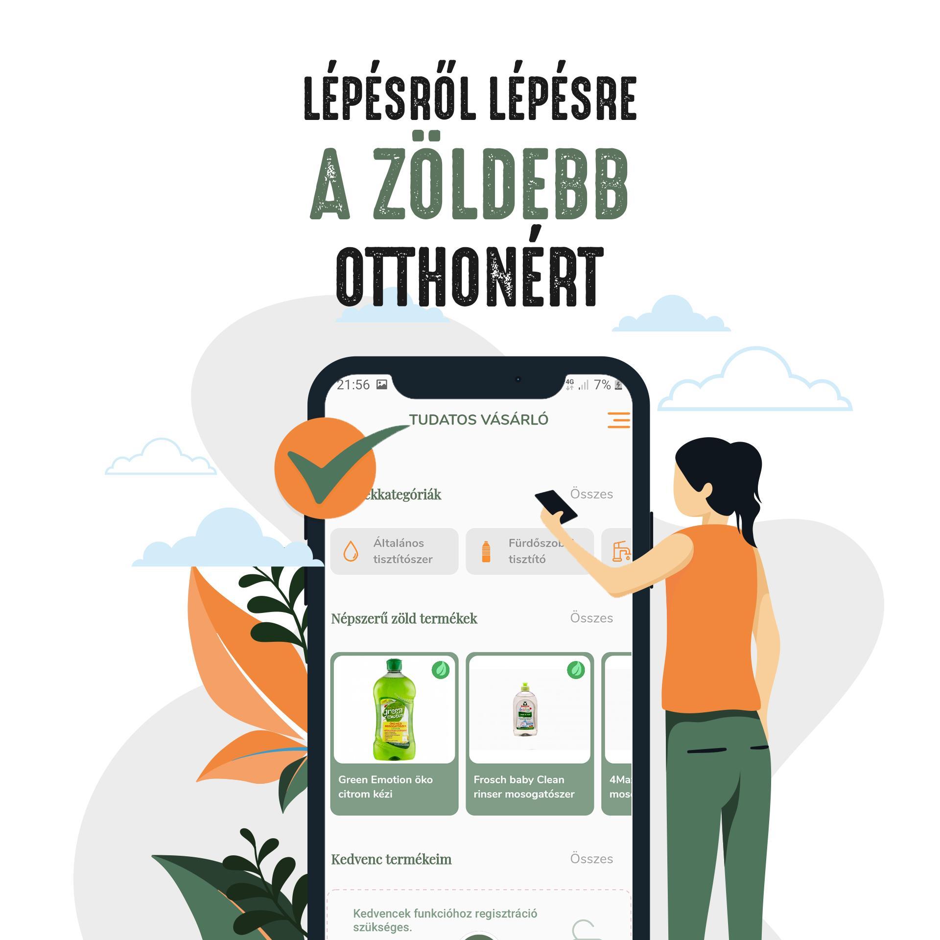 EU-s mobil app by Lucia Alexandra Kun