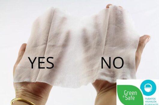 wet wipes debate
