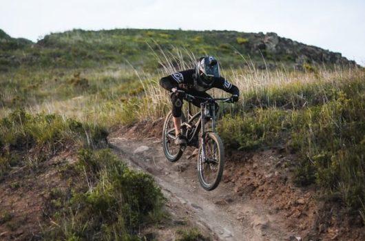 teszt sportkamera bicikli