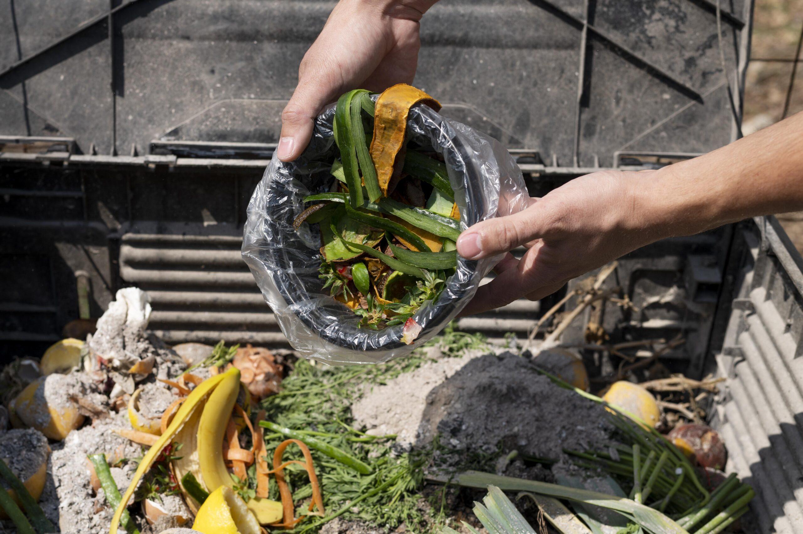 ökokör, kozmetikum, hulladék, zero waste, ételpazarlás, komposztálás, bringa