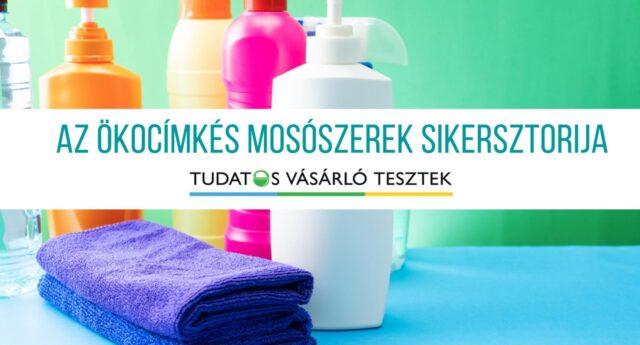 folyékony mosószerek teszt