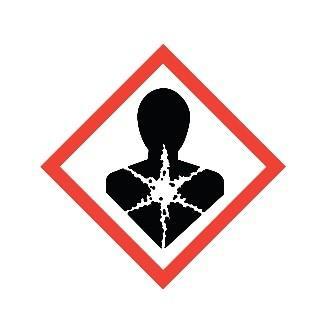 A rákkeltő anyagok GHS szerinti jelölése