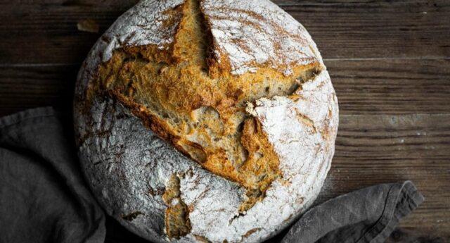 tájfajta gabonák kenyér