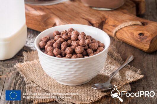 FoodPro csokis gabonapehely