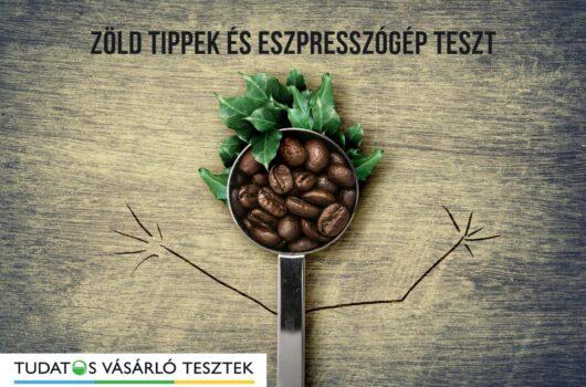 kávéfőző teszt