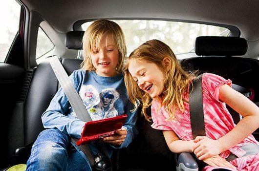 autós gyerekülés teszt