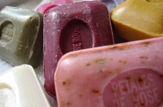 folyékony szappan tömbszappan