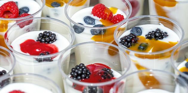 műanyagmentes PLA poharak