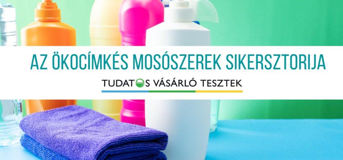 folyékony mosószer teszt