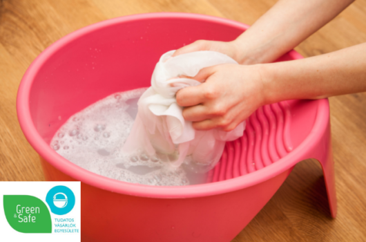 Így készíts mosóport, folyékony mosószert házilag