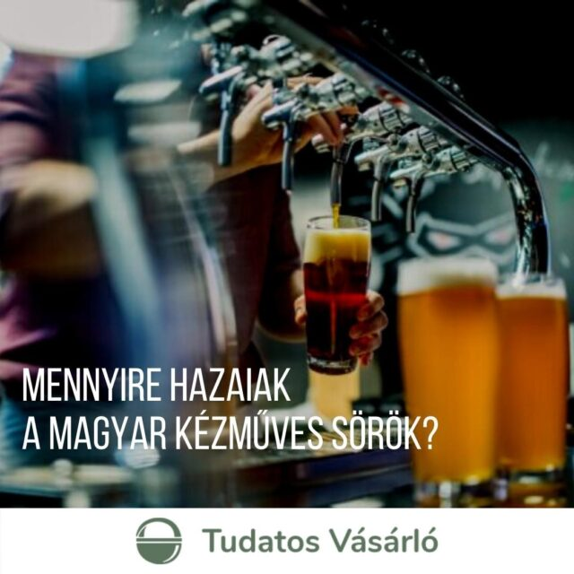Holnap a 🍻 Nyitott Főzdék Napján 🍻 országszerte 25 magyar sörfőzde nyitja meg a kapuit.   Magyar komlótermesztés évtizedekig nem volt, malátagyárunk is mindössze 1 van, Dunaújvárosban. A sörfőzdék így a legtöbb alapanyagot külföldről kénytelenek beszerezni (ide értve az élesztőt is), kivéve azokat a fűszereket, gyümölcsöket, amelyeket helyi forrásokból is be tudnak szerezni. Megkerestünk hát három hazai sörfőzdét, hogy meséljék el, mennyire #hazai a magyar kézműves sör.  Ha már így, azt is elmesélték mivel készülnek holnapra!  @fehernyul_fozde @ugar_brewery @etyekibeer Friss cikkünket és a Nyitott Főzdék Napja programját megtaláljátok a bioban, vagy a tudatosvasarlo.hu Konyha rovatában!  #tudatosvásárló #tudatosvasarlo #konyha #GoEAThical #magyartermék #veddahazait #véddahazait #sörfőzde #sörfőzés #beer #maláta #komló #APA #IPA #homoktövis #méz #etyekimust #nyitottfőzdéknapja #sör #tudatos #tudatostáplálkozás #hazai #fenntartható #mik_gasztro #gasztro #magyarig #ikozosseg #mutimitiszol