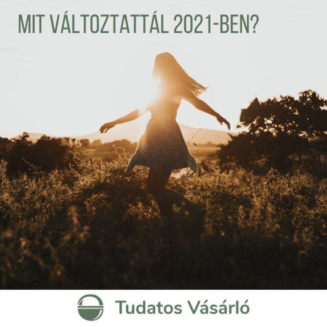 ❓Milyen új #környezettudatos szokást alakítottál ki 2021-ben? Ahogy év eleji cikkünkben (kart a bióba!) írtunk róla, nem elég 1️⃣hónap, hogy rögzüljön egy szokás, hanem átlagosan 6️⃣6️⃣ nap alatt történik ez meg. Mivel ez már bőven eltelt, így kíváncsiak vagyunk, hogy nektek van-e valami, amit sikerült beépíteni a mindennapokba, esetleg van-e olyan, ami megvalósításra vár?♻️  #zöldotthon #vegyszermentes #vegyszermentesháztartás #hulladékmentes #zöldjövő #hulladékcsökkentés #tudatosság #tudatoséletmód #fenntarthatóság #környezetvédelem #hulladékmentesháztartás #ecofriendly #takarítás #zöldháztartás #haztartas #gogreen #budapest#hungary #zerowaste #greencleaning #tudatosvasarlo #tudatosvásárló  #fenntartható #ateugyedis #instahun