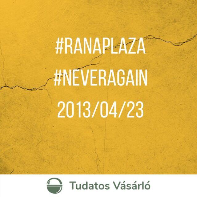 ❗Ma van a Rana Plaza tragédiájának 8. évfordulója. 🏴Nyolc éve ezen a napon a dolgozók ugyan látták a repedéseket a Rana Plaza épületén, és hiába tiltakoztak, a munkáltatóik bérük elvesztésével fenyegették meg őket, így akaratuk ellenére bementek az omladozó épületbe.🏛️ 1143 ember számára ez volt azonban az utolsó munkanap, életüket vesztették az összedőlt épület romjai alatt, és sokan pedig megsérültek. A szörnyű esemény azóta is a ruhaipari munkások kizsákmányolásának kitörölhetetlen mementója. Azonban van esély a változásra, ezt a Bangladesh Accord modell is igazolja.   🖋️A tragédia hívta életre a Bangladesh Accord on Fire and Building Safety nevű kezdeményezést 200 márka és kereskedő írta alá. Ez egy szerződés, tehát az aláírók, divatmárkák, üzletek és a szakszervezetek arra kötelezik magukat, hogy biztonságosabbá teszik a gyárakat, és folyamatosan ellenőrzik a körülményeket. Aki nem teljesíti a vállalt követelményeket, azt pedig jogilag felelősségre lehet vonni, így nem csak üres ígéretekről van szó. A #BangladeshAccord eredményei  az elmúlt 8 évben:  👚1600 gyárban, 👚38,000 ellenőrzést tartottak, 👚ami 2 millió munkást fed le. 👚1300 biztonsági bizottságot képeztek ki. 👚1,8 millió munkást informáltak a munkahelyi biztonságról.   ❌Azonban még így is rengeteg veszélyes gyár működik Bangladeshben, a helyzet pedig még súlyosabb Pakisztánban, ahol nincs a Bangladesh Accordhoz hasonló kezdeményezés, tehát még nagyon sok a tennivaló az etikus, emberi és fenntartható divatipar felé.   #CCC #etikusdivat #cleanclothescampaign #RanaPlazaneveragain #ProtectProgress #fashion #divat #fashionindustry #divatipar 