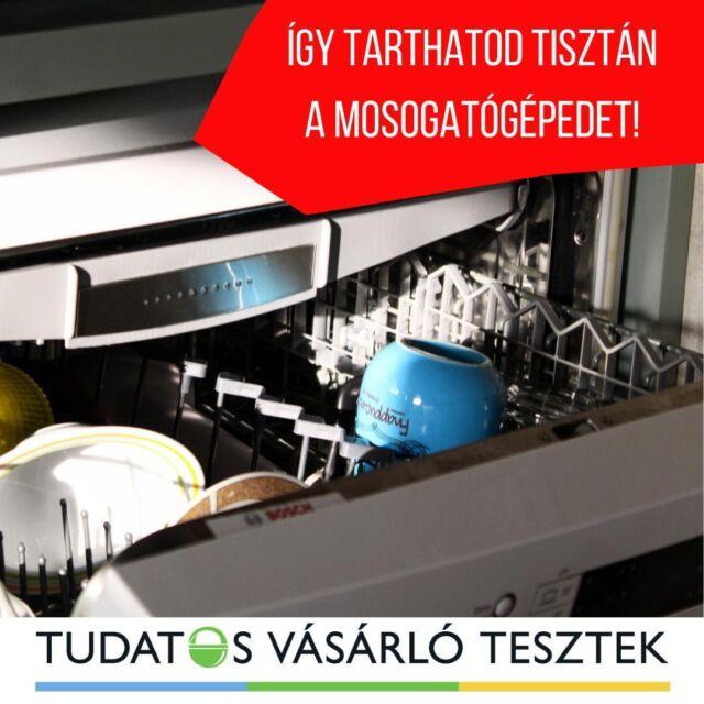 🧽 Ahhoz, hogy a háztartási gépeid hatékonyan tudjanak segíteni a házimunkában, bizonyos időközönként ezeket is tisztítanod kell.   A 🍽mosogatógép🍽 kitaszítása első pillantásra nagy falatnak tűnhet, de útmutatónk segít, hogy mit kell tenned és milyen rendszerességgel, hogy gondoskodj mosogatógéped megfelelő működéséről ➡️link a bióban!   #icrt #teszt #fogyasztóvédelem #tudatosvásárló #mosogatógép #háztartás #takarítás #házimunka #tisztaság
