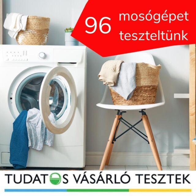 🧺Reklámok helyett dönts független laboratóriumi eredmények alapján mosógép vásárláskor 👉 linket a teszthez megtalálod a bióban!  🧺Tesztünk során 96 terméknél vizsgáltuk a mosási-, öblítési és centrifugálási hatékonyságot, emellett az energiahatékonyságot, a vízhasználatot és a zajszintet is figyelembe vettük, hogy objektív szempontok szerint tudd megtalálni a számodra legalkalmasabb mosógépet.  #icrt #teszt #mosógép #tudatosvásárló #háztartásigép #takarítás #mosás #tudatosság #energiahatékonyság