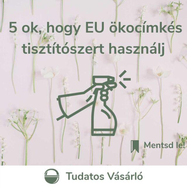 🌿Az ökocímkés termékek hidat jelentenek a hagyományos háztartási tisztítószerek és az olyan természetes anyagok, mint az ecet és a szódabikarbóna között: hatékonyak, miközben garantáltan nem károsak se a te egészségedre, se a környezetre. 🧴Most hoztunk 5️⃣ okot, hogy miért érdemes váltanod EU ökocímkés termékre - a teljes cikket pedig megtalálod a linken a bióban!  #greenandsafe #LIFE #vegyszermentes #vegyszermentesháztartás #hulladékmentes #zöldjövő #hulladékcsökkentés #tudatosság #tudatoséletmód #fenntarthatóság #környezetvédelem #hulladékmentesháztartás #ecofriendly #takarítás #zöldháztartás #zöldotthon #haztartas #gogreen