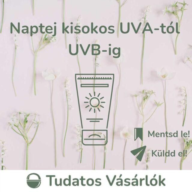 ☀️ Évről-évre visszatérő kérdés, hogy mi az az SPF, milyen naptejet érdemes használni, mikor kell felkenni, milyen mennyiségben és így tovább.  🔗Ezért összegyűjtöttük a legfontosabb tudnivalókat a nyári napsugarakkal kapcsolatban UVA-tól egészen a D-vitaminig - a teljes cikket eléred a bióban található linken!  #ICRT #fogyasztóvédelem #teszt #naptej #naptejek #fényvédelem #napozás #UVB #UVA #tudatosvásáró #tudatosvásárlók #termékteszt