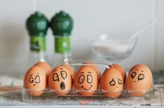 tojás jelölés