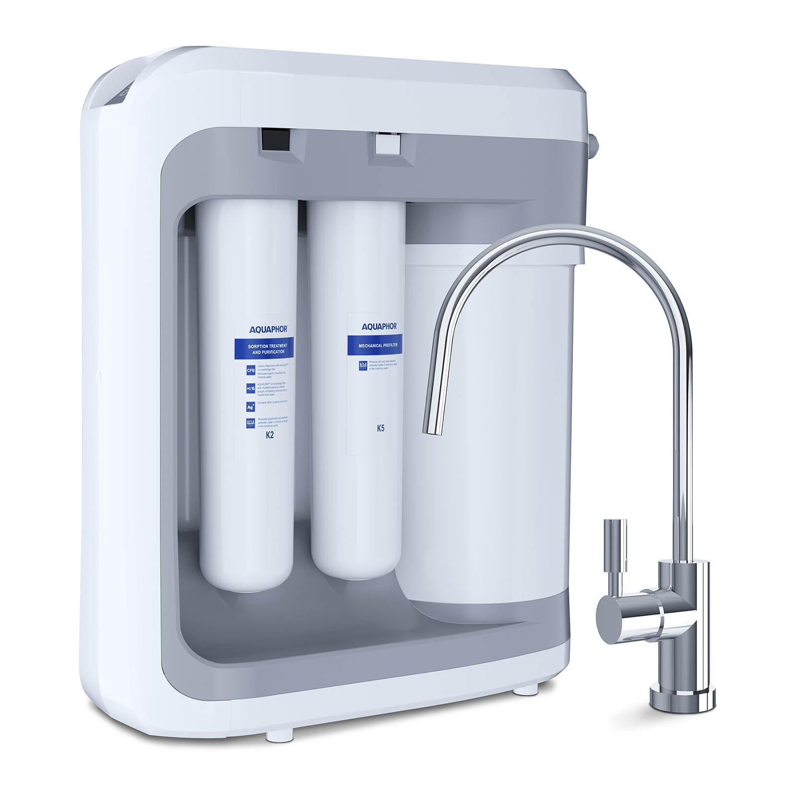 víztisztítás fordított ozmózis technológia